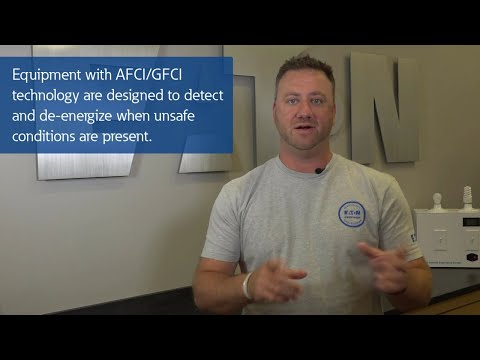 Home safety using Eaton's arc fault and ground fault protective solutions