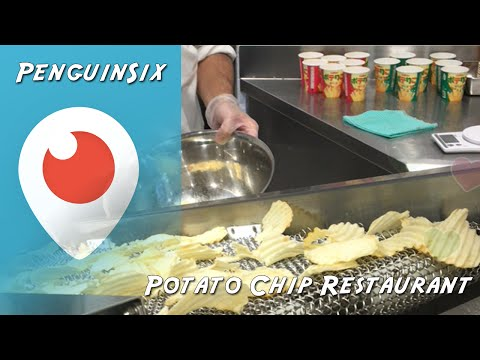 Periscope: Hong Kong Calbee Potato Chip Restaurant