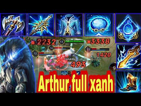 Arthur Đặc Cảnh Băng Lôi - Lên Full Xanh Nước Biển | Hùng Bạch Kim