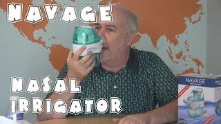 Navage Nasal Irrigator Review | EpicReviewGuys CC