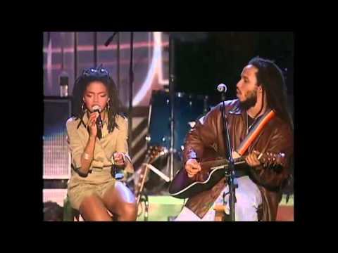 Lauryn Hill Married Lauryn Hill And Ziggy Marley