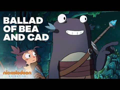 The Ballad Of Bea And Cad | Nick Animated Shorts