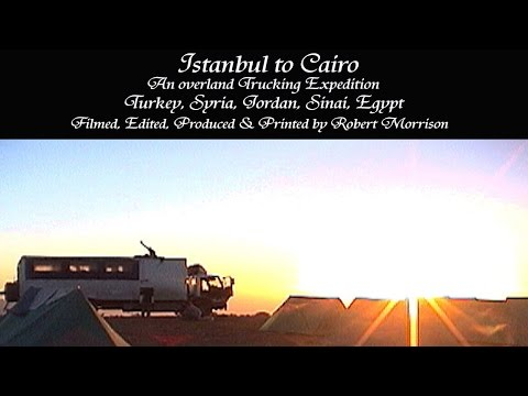 Istanbul to Cairo