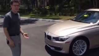BMW-Hands-free-trunk-328i-2015 The 2015 Bmw 328i Rises Above The Competition In The Luxury Sedan Segment