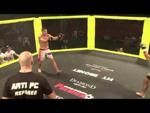 ARTI FIGHTING CHAMPIONSHIP 3  Senad Bašić vs Aleksandar Brajković