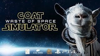 Goat Simulator: Waste of Space - Announcement Trailer