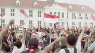 #IndonesiaMandiri | mandirilah Indonesiaku | Indonesia pusaka | HUTRI70