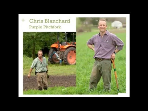 Webinar: Capturing and Organizing Farm Data with Chris Blanchard