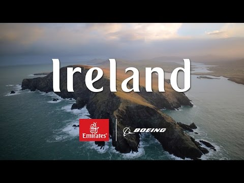 View from Above- Ireland