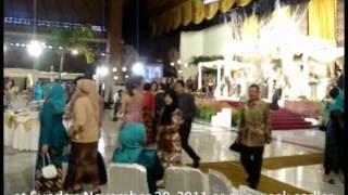 Budi Prastowo's Wedding of Dixie Easy Dining @ Grha Sabha