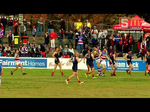 SANFL Macca's League Round 16 Highlights