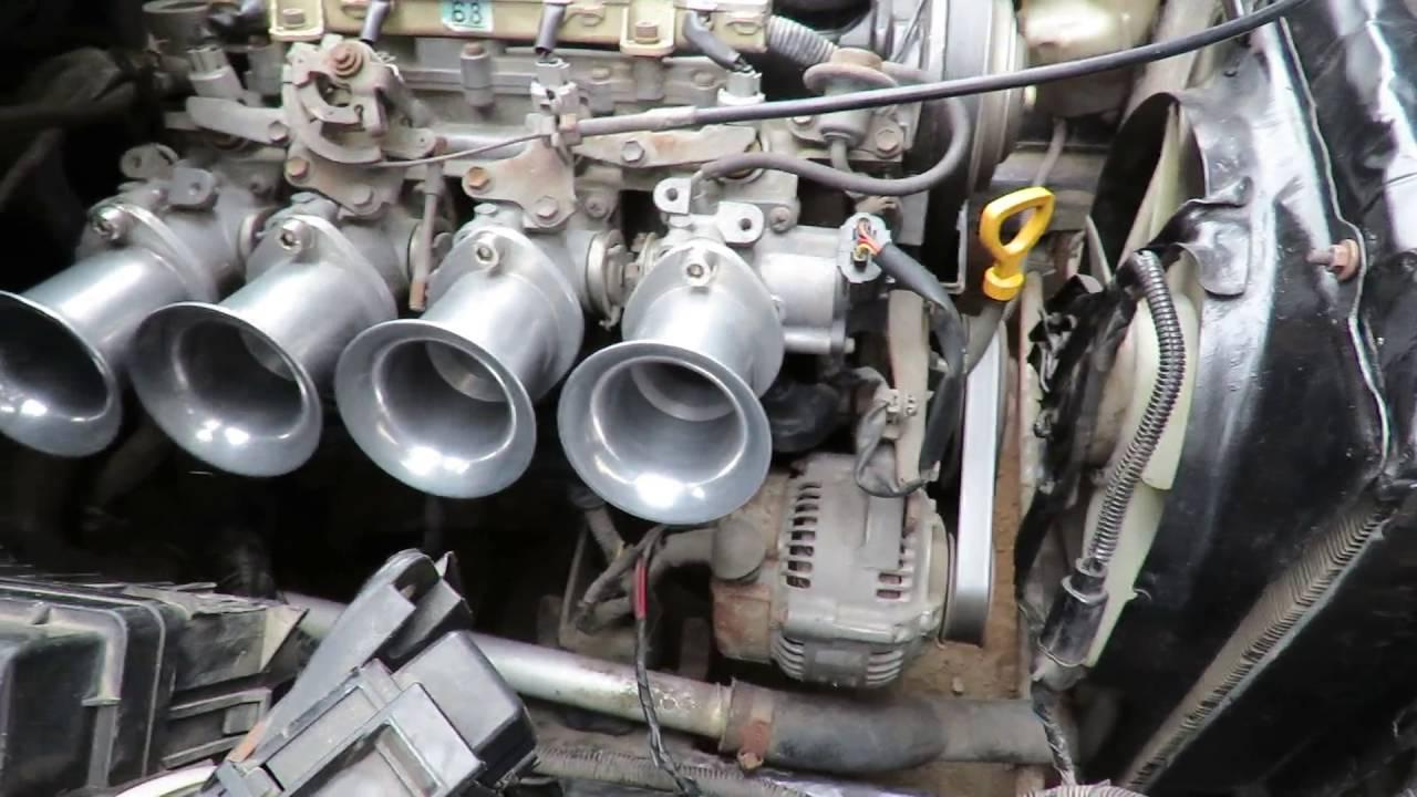 Motor Inyectado 4age 20v Fallas M 225 S Comunes Youtube
