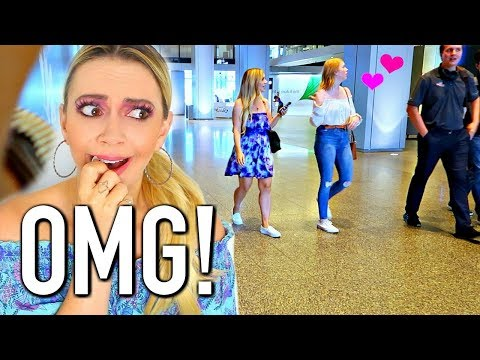 APPROACHING CUTE STRANGERS IN PUBLIC (Social Experiment)