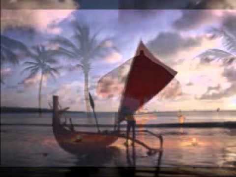 Sunset in Bali (a song for Leni)