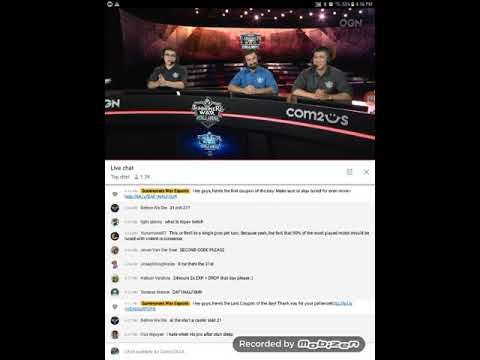 SUMMONER WAR: 2 CODE GIFT from YT live cast / twitch part 2 8/10/19
