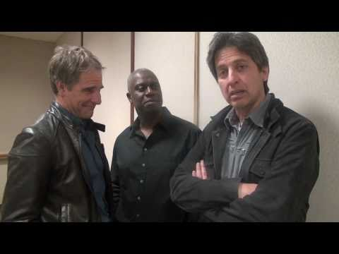 Men of a Certain Age stars talk to the HFPA
