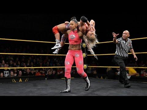Candice Le Rae Vs Bianca Belair NXT 05/02/2018 Full match