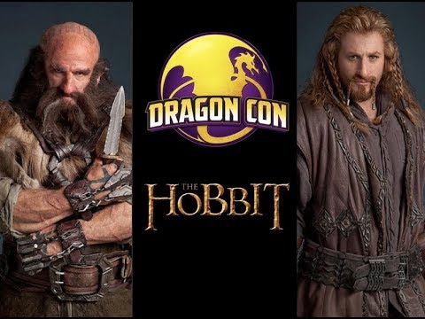 Dwarves of Middle-Earth Panel Highlights | Dragon Con @HBBReviews