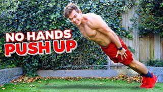 REAL No Hands Push up Challenge (Record)