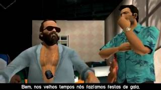 Repeat youtube video GTA Vice City - Porno, Rampas e Rock'N Roll