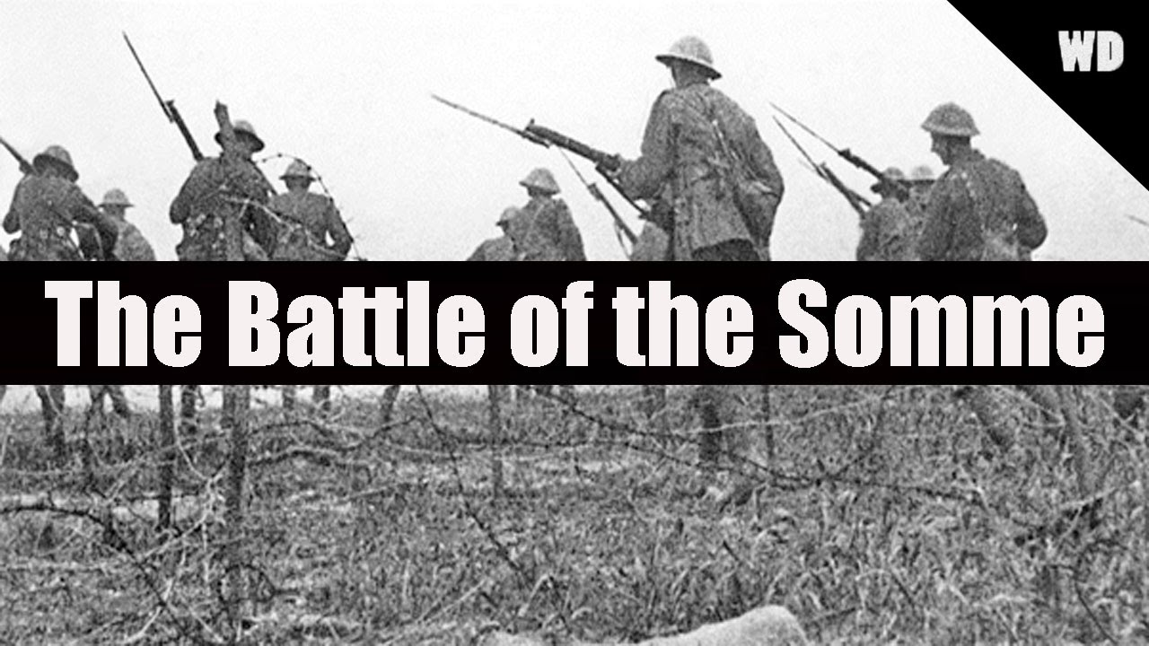 the battle of somme The battle of the somme was one of the largest battles that occurred during world war i it took place near the somme river in france and lasted from july 1.