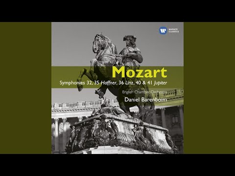 Symphony No. 36 in C, K.425 'Linz' (1991 Remastered Version) : I. Adagio - Allegro spiritoso