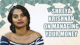Shreya Krishnan (Ms India Universe 2018 ) on the Six Month reserve Fund