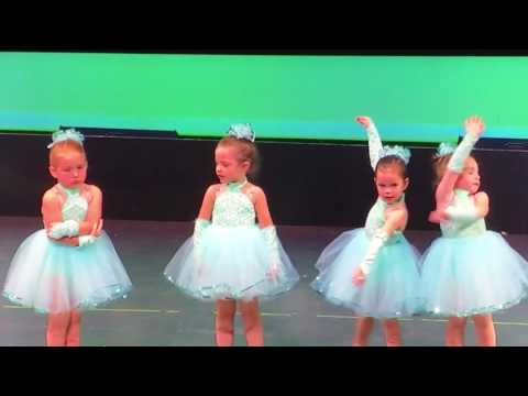 Epic Dance Recital Fail