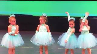 Cutest Epic Dance Recital Fail