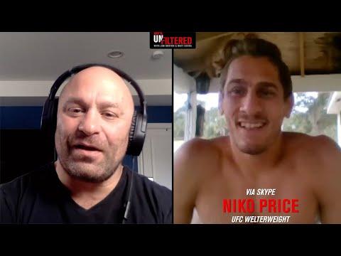 Unfiltered Episode 386: Niko Price & Bryce Mitchell