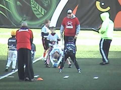 9a724fc95 Flag Football Fanatics Turkey Bowl- Junior - Centerville Texans vs Mason  Bengals November 18