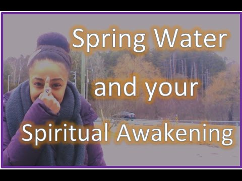 The Spiritual Benefits Of Natural Spring Water