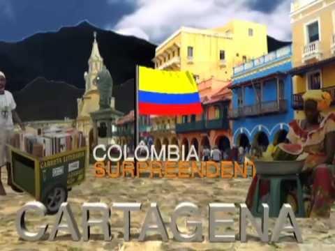 Programa Cidade da Gente em Bogotá - parte 01 - série Colômbia Surpreendente! thumbnail