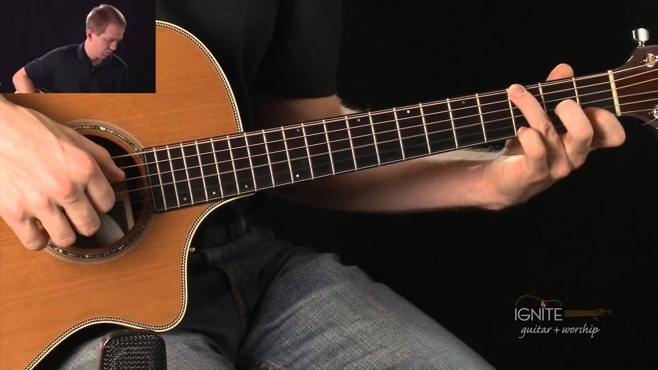 Three Fingerstyle Patterns Learn Advanced Acoustic Guitar Lesson
