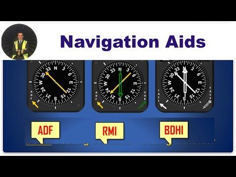 Radio Nav Aids ADF RMI OBI HSI DME ✈ ATPL ✈