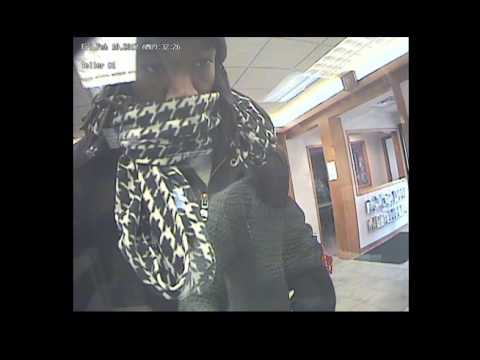 Armed Robbery--Brewery Credit Union--1351 N. Dr. Martin Luther King Jr. Drive