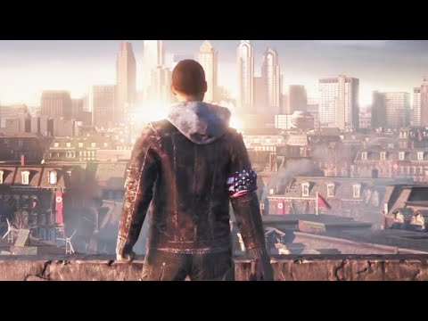 Homefront 2 The Revolution Cinematic Movie & and Gamescom 2015 Gameplay Demo (PS4 Xbox One PC)