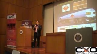 BCP3 2012 - Jorge Laurens - Prevendrás lo Inesperado... #cxobcp