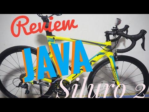 รีวิวจักรยานเสือหมอบ JAVA Siluro 2  2017