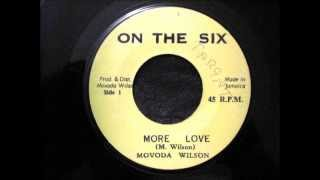 Movoda Wilson - More Love (Reggae-Wise)