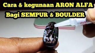 Download Video Cara menggunakan aron alfa buat sempur dan boulder MP3 3GP MP4