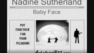 Nadine Sutherland - Baby Face