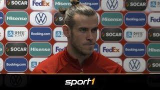 Bale stichelt gegen Real | SPORT1