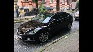 Mazda 6 gh 2008 року 2.5 бензин. Авто продається!!!