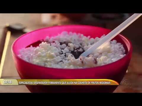 TV Acrítica - Ferramenta para colheitas de frutos