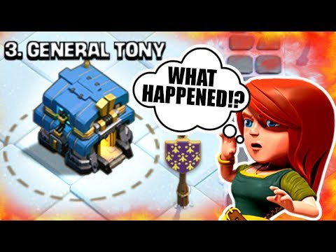 I GOT WRECKED BY A TOWN HALL 8....HOW? - Clash Of Clans