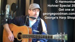 The Rolling Stones You Can't Always Get What You Want Harmonica and Guitar Lesson