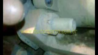 Dr CARRO   Dica troca embreagem linha Fiat cortar parafuso DR1030