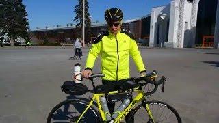 видео Использование GPS навигатора для поездок на велосипеде