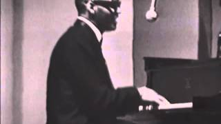 Ray Charles - Let The Good Times Roll - Live @ Newport Jazz 1960